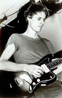 PHOTO: Television's Tom Verlaine in a late-1970s Elektra Records promo photo   SongsSmiths   Scoop.it