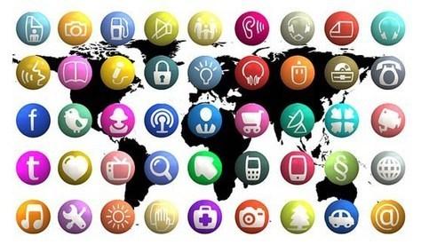 Las cifras más importantes de las redes sociales en 2013   Desenredando la red
