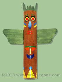 Totem | Brico Toons | Scoop.it