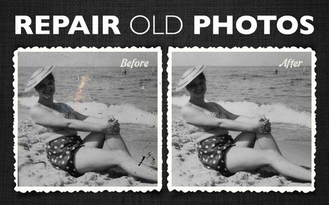 Inpaint photo restoration software - remove elements from your photos | Leadership Think Tank | Scoop.it