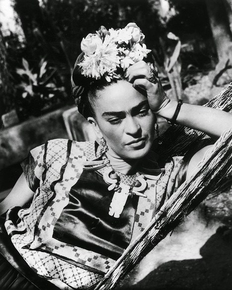 The Diary of Frida Kahlo: An Intimate Self-Portrait | Literatures | Scoop.it