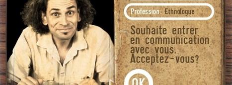 Visite avec iPad «Les experts quai Branly» | livres-acces | Clic France | Scoop.it