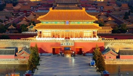 China Tours, Beijing Forbidden City Travel And Leisure | asia holidays destination picture | Beauty building, park, and city in asia | Scoop.it