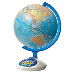 GIVEAWAY ~ Educational Insights GeoSafari Talking Globe with 10,000 Questions Global Quiz Game ~ ARV $120! | pontogeo | Scoop.it