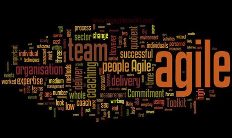 The Big Agile Toolkit   Educación flexible y abierta   Scoop.it