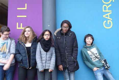 Les inégalités hommes-femmes vues par les collégiens | 1 jour 1 actu | CLEMI : Infodoc.Presse-Jeunesse | Scoop.it