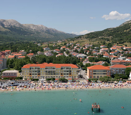 Villa Adria | Baska Hotels, Insel Krk, Kroatien | Travel Europe | Scoop.it
