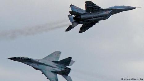 US fighter planes intercept Russian combat jets off Alaska, Sweden protests Airspace 'violation'   EconMatters   Scoop.it