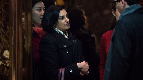 Trump selects Seema Verma, a Medicaid cost-cutter, to helm CMS | Health IT, Precision Medicine, Digital Health | Scoop.it