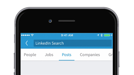 Tap Into Professional Knowledge with Content Search at LinkedIn | Linkedin for Business Marketing | Scoop.it