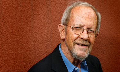 Award buoys US novelist Elmore Leonard to write again - Ahram Online | Literature & Psychology | Scoop.it