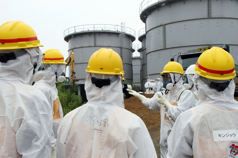 Terrifying New Discovery About Fukushima's Radioactive Plume | Mr. Henderson's Geography | Scoop.it