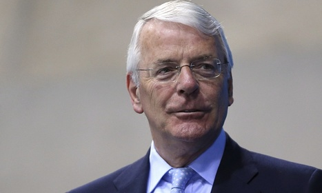 John Major 'shocked' at privately educated elite's hold on power | Welfare, Disability, Politics and People's Right's | Scoop.it