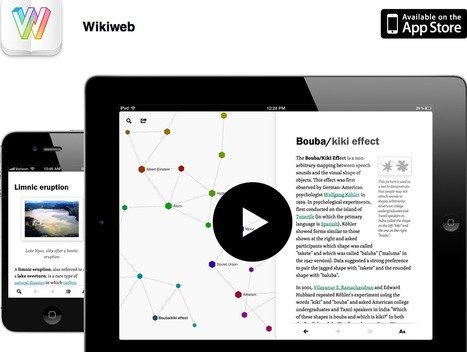 Wikiweb - A Delightful Wikipedia Reader | IPAD APPLICATIONS FOR TEACHERS | Scoop.it