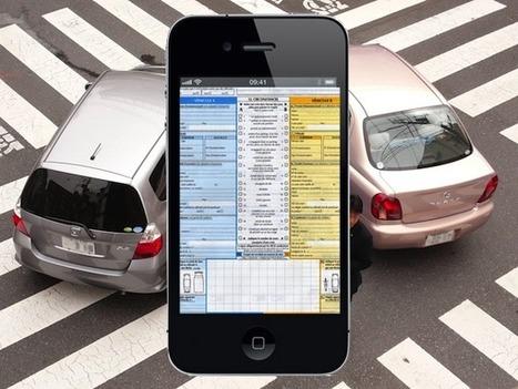 e-constat : le constat auto numérique pour iOS et Android | Administration numerique | Scoop.it