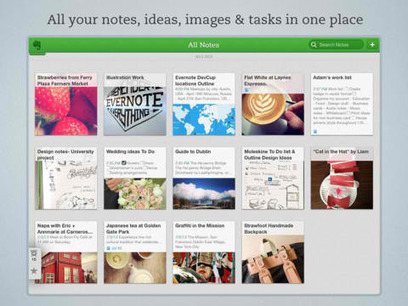 Evernote For iOS Updated With Shortcuts Feature, Skitch Integration And More -- AppAdvice | Better teaching, more learning | Scoop.it