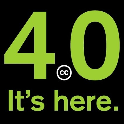 Creative Commons lance la version 4.0 de ses licences | Library & Information Science | Scoop.it