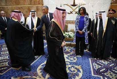 Michelle Obama to bring a new change in Saudi Arabia? | enterainment with messaging | Scoop.it