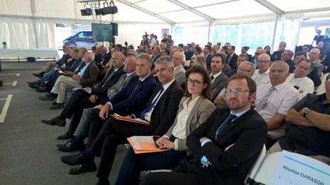 Signature du contrat de territoire Maurienne autour du chantier du Lyon-Turin | Veille presse Lyon-Turin ferroviaire | Scoop.it