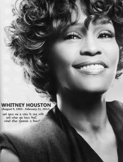 | lucynic83: Rest in peace Whitney Elizabeth... | QUEERWORLD! | Scoop.it