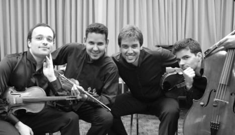 """Quarteto de Cordas de Matosinhos e Daniel Moreira são as novas """"rising stars""""   Matosinhos   Scoop.it"""