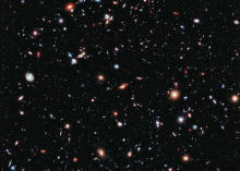 Hubble looks back 13.2 billion years in deepest view yet | World of Science | Scoop.it