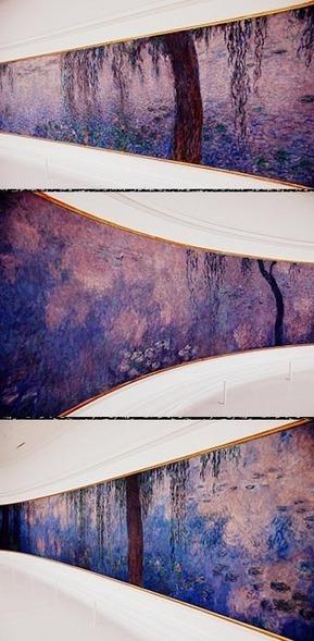 Los nenúfares de Monet | ARTE Pablo López | Scoop.it