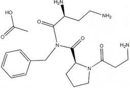 (2S)-beta-Alanyl-L-prolyl-2,4-diamino-N-(phenylmethyl)butanamide acetate CAS 823202-99-9 | apnoke | Scoop.it
