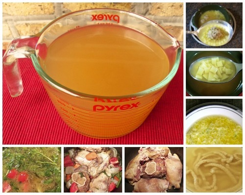 Mom S Broth Il Brodo Della Mamma Good Things From Italy