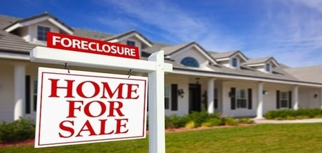 Foreclosure activity falls as housing recovers | Real Estate Plus+ Daily News | Scoop.it