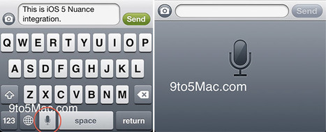 Matmi's Musings, Speech Recognition Interface Uncovered in iOS 5 | New Digital Media | Scoop.it
