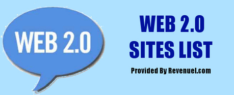 Top 38 Free Web 2.0 Sites list | Ninja SEO and SMO Tips | Scoop.it