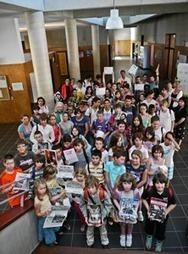 Concours national de journaux scolaires et lycéens - Rectorat de l'académie de Besançon | Éducation aux médias | Scoop.it