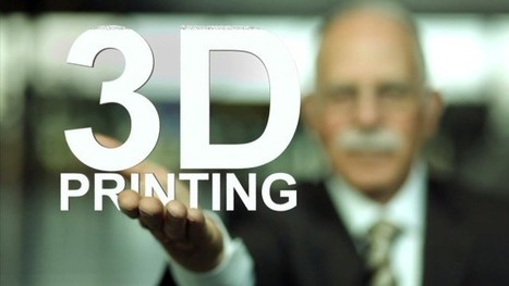 'The night I invented 3D printing' | 3D Me | Scoop.it