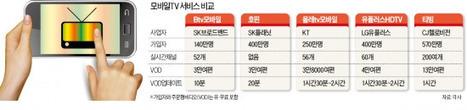 통신사들 모바일TV '사활 건 전쟁' | new-media | Scoop.it