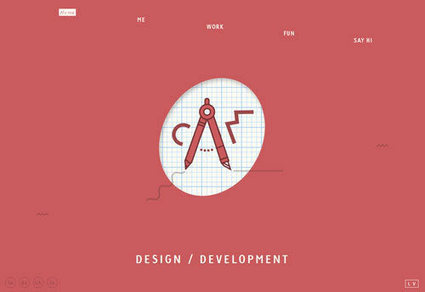 25 Clean Website Designs for Inspiration - Inspirations | le webdesign | Scoop.it