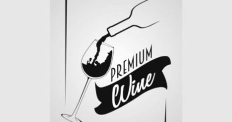 Logotype Premium wine | Blogger themes | Scoop.it
