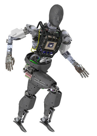 Meet the Amazing Robots That Will Compete in the DARPA Robotics Challenge | Post-Sapiens, les êtres technologiques | Scoop.it