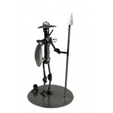 Metal Don Quijote Standing- Recycled Parts | Metal Don Quijote Standing- Recycled Parts | Scoop.it