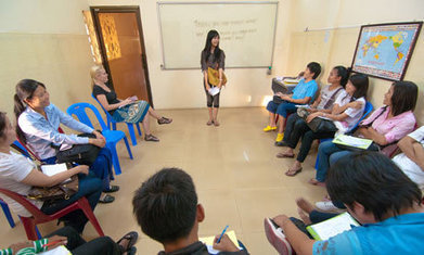 How teaching English funded an NGO's work in Cambodia's rural communities   Teaching English in Argentina   Scoop.it