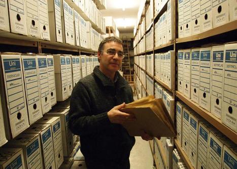Sangüesa duplica la documentación de su archivo municipal - Diario de Navarra | ARCHIVOS Y ARCHIVEROS | Scoop.it