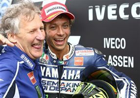 Valentino Rossi splits with crew chief Jerry Burgess | Ductalk Ducati News | Scoop.it