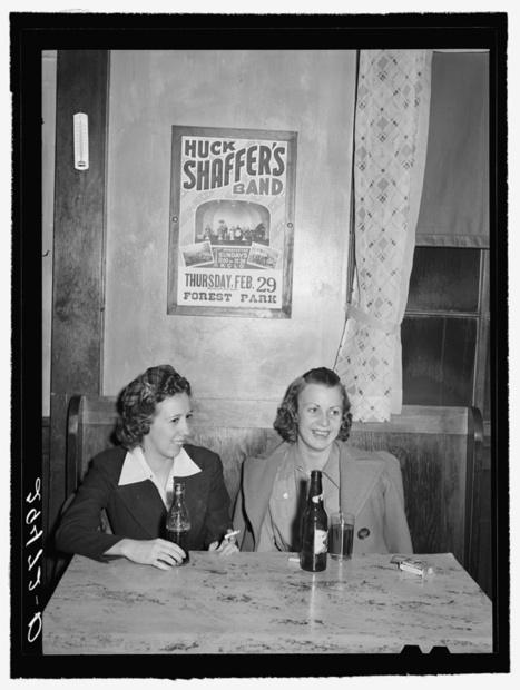 15 vintage photos of Americans drinking beer, because we've always loved getting sloshed. | Deranged News | Scoop.it