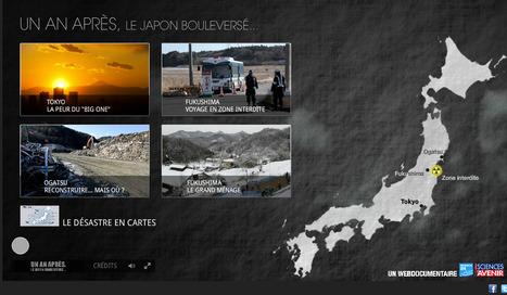 WEBDOCUMENTAIRE : Un an après, le Japon bouleversé... | Interactive & Immersive Journalism | Scoop.it