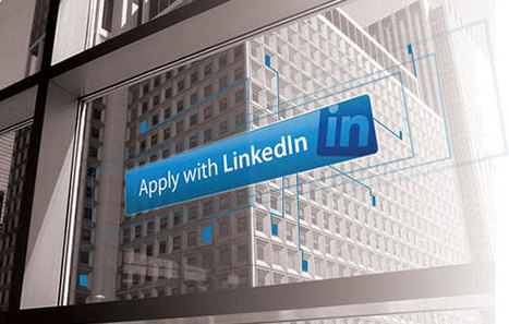 How to really use the 'Apply with LinkedIn' button   All About LinkedIn   Scoop.it