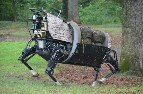 DARPA's Gill Pratt on Google's robotics investments   Robohub   Robots in Higher Education   Scoop.it