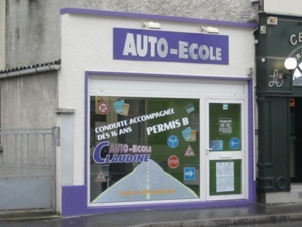 Auto école Claudine, Epernay, Marne, Champagne-Ardenne - Accueil | Etude de gestion | Scoop.it