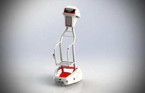 Nord: Auchan va tester des robots pour porter vos courses | Innovations de la relation client | Scoop.it