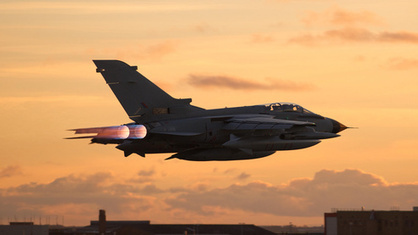 3D PRINTED METAL PART FLOWN FOR FIRST TIME ON UK FIGHTER JET | Additive Manufacturing News | Scoop.it