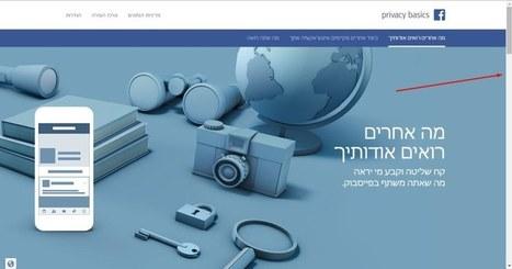 יסודות הפרטיות ברשת החברתית פייסבוק | Jewish Education Around the World | Scoop.it